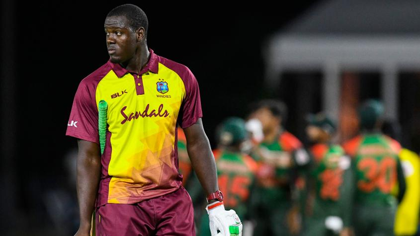 'We were casual in the field and that is where the game turned' â???? Brathwaite