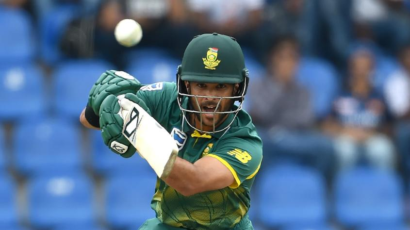 JP Duminy returns after an injury lay-off