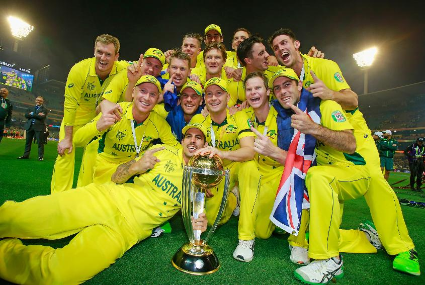 Australia won the ICC Cricket World Cup 2015