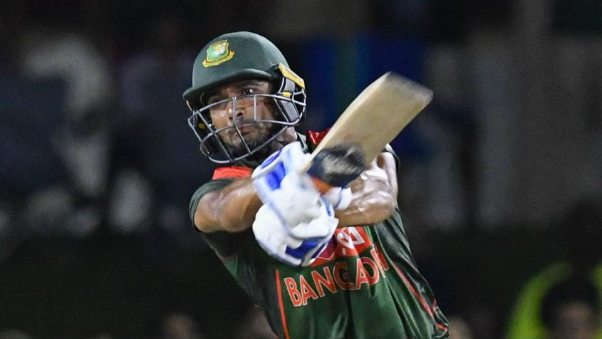 Mahmudullah provided the Bangladesh with some impetus in the end