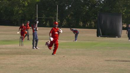 U19CWCQ Europe Div 2: Denmark v Norway –Bilal Aftab post-match interview