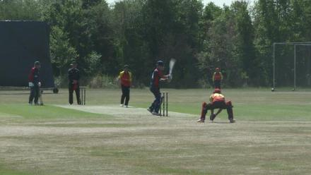 U19CWCQ Europe Div 2: Belgium v Norway – 3rd wicket