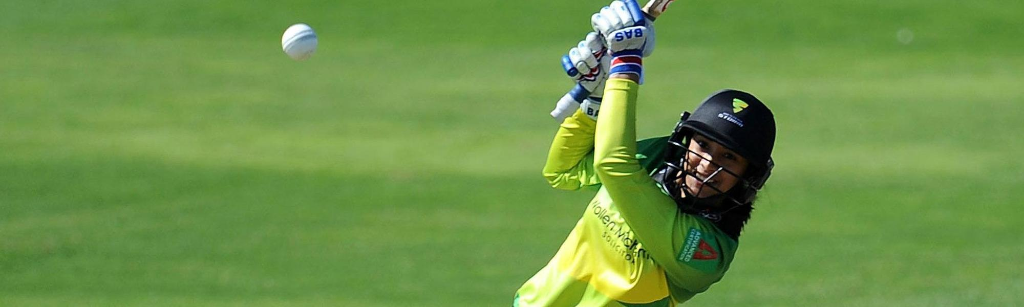 Smriti Mandhana has totalled 338 runs in six innings in WSL 2018