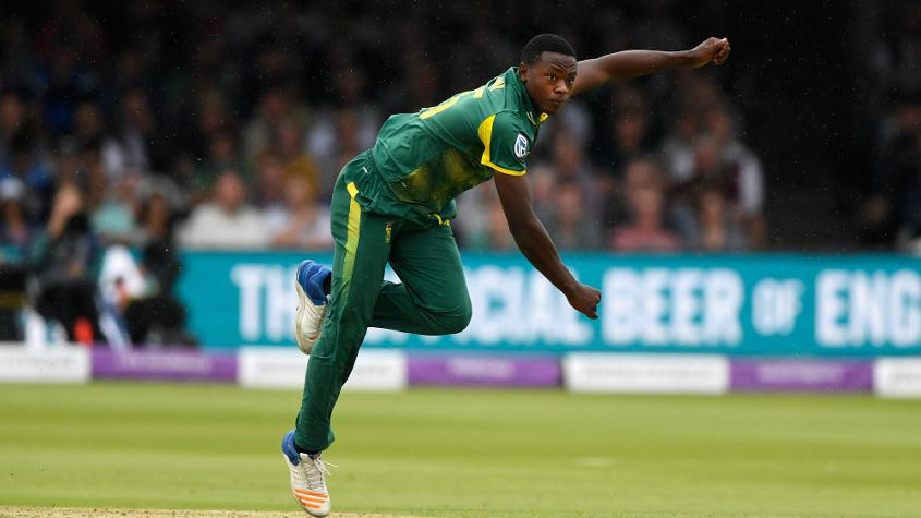 Kagiso Rabada has played 51 ODIs and is the most experienced bowler in the current South African set-up