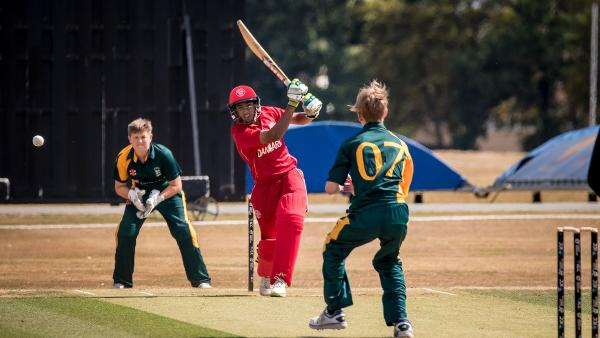 Denmark defeat Guernsey to claim final spot at ICC U19 CWC Europe Division 1