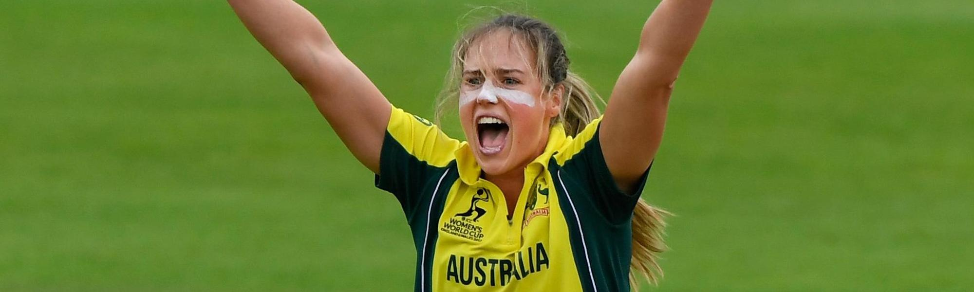 'You've got young girls who want to be the next Ellyse Perry, the next Sana Mir; they've got those role models that they can see' - Colvin