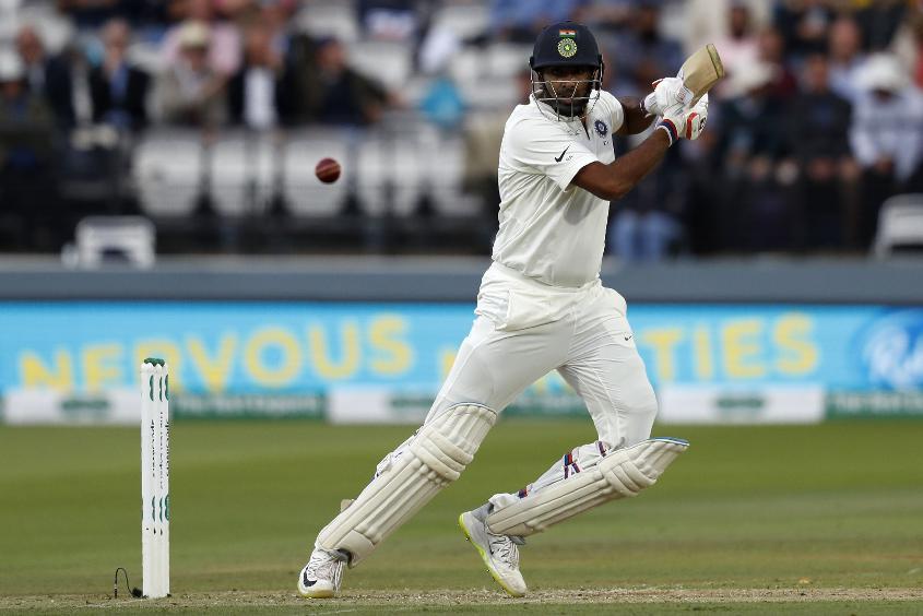 Ashwin made India's highest score