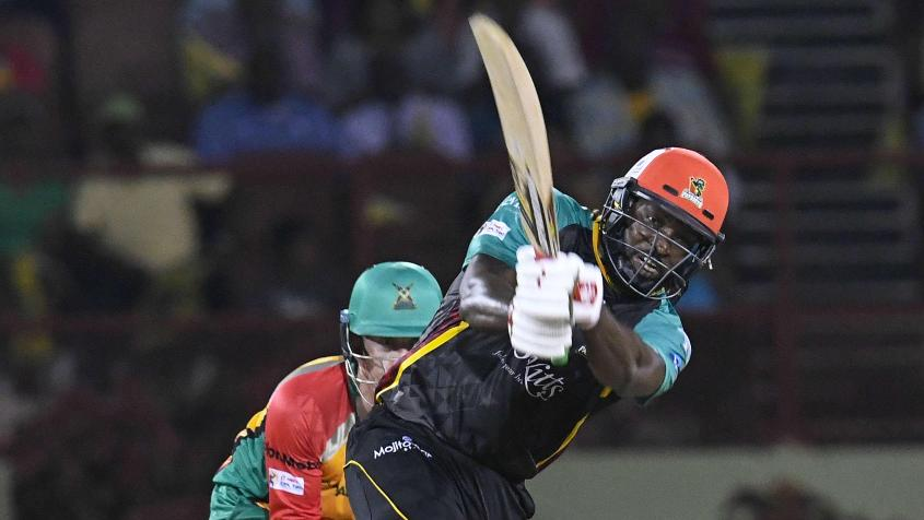 Chris Gayle started the tournament well with a 65-ball 86