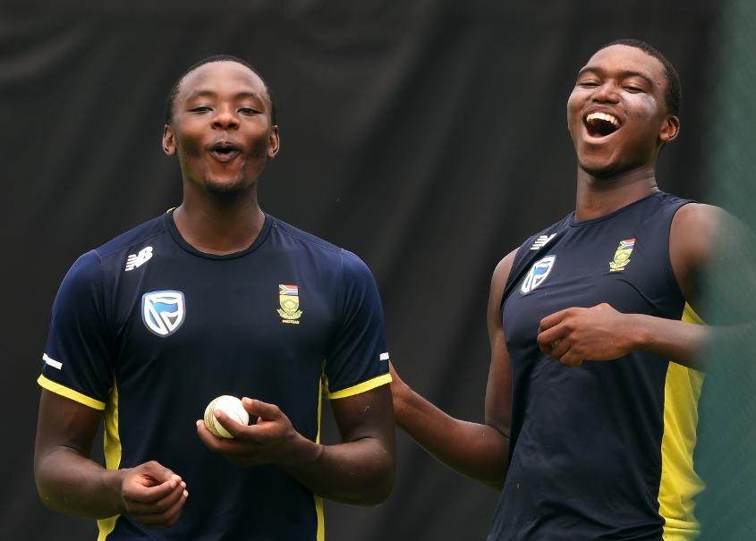 Rabada and Ngidi: Two of the most exciting young players in the world