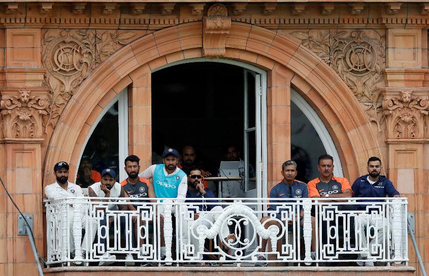 It was a day to forget for India