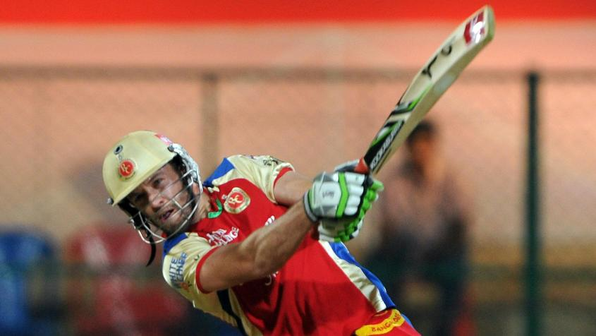De Villiers won't take part in the UAE T20x as a player