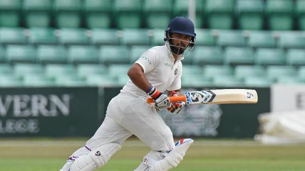 Vengsarkar backs Rishabh Pant for third Test