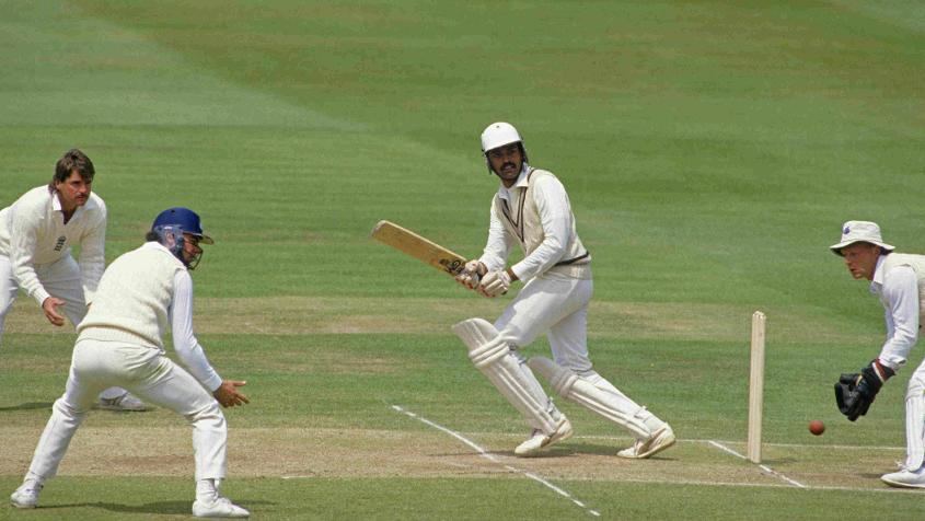 'The Lord of Lord's' Dilip Vengsarkar scored centuries in 1979, 1982 and 1986