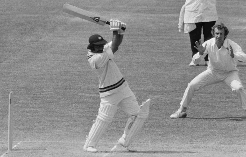 GR Viswanath got on the Honours Board with his 113 in 1979