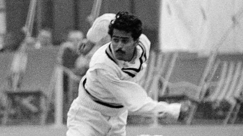 BS Chandrasekhar returned 5/127 in the England first innings during the 1967 Test