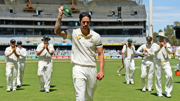 'I've bowled my final ball' – Mitchell Johnson calls it quits