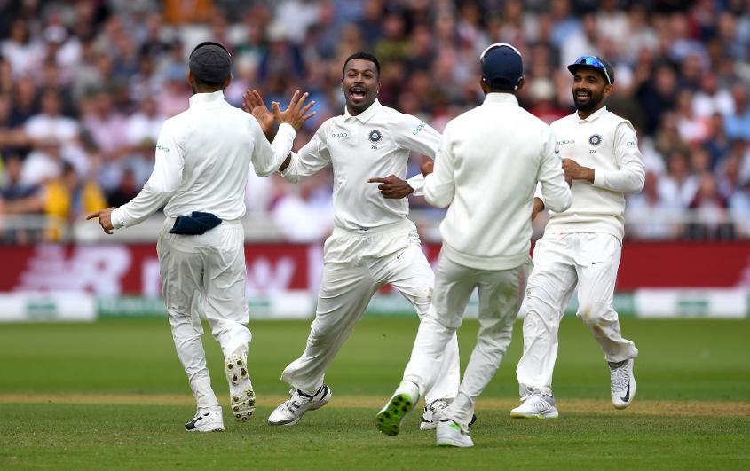 It was Hardik Pandya's day at Trent Bridge, truly announcing himself as a Test bowler.
