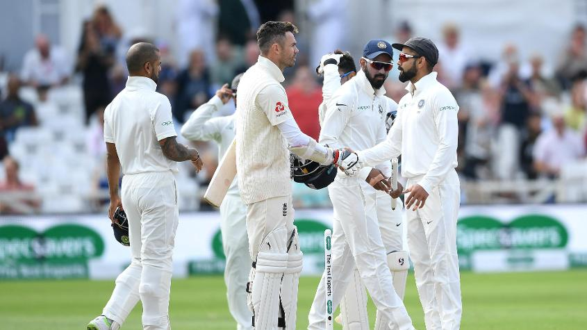 India defeated hosts England by 203 runs in the third Test at Trent Bridge