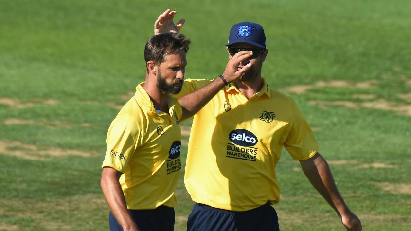 Elliott called it quits after Birmingham Bears crashed out of the T20 Blast