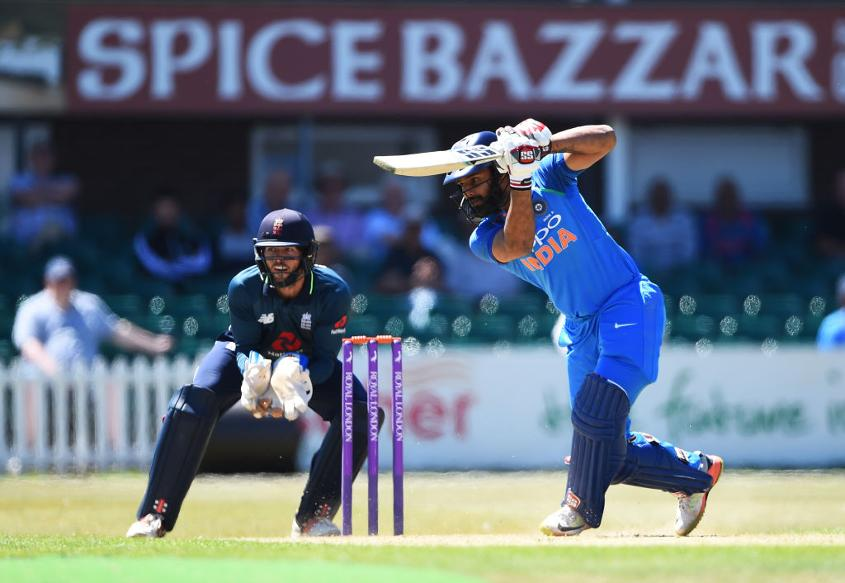 Vihari top-scored for India A in the tri-series against England Lions and West Indies A