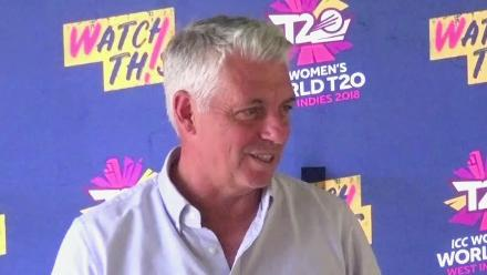 David Richardson on Women's World T20