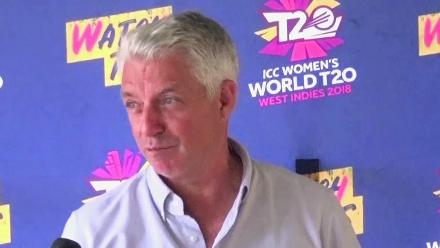 David Richardson on growth of Women's cricket