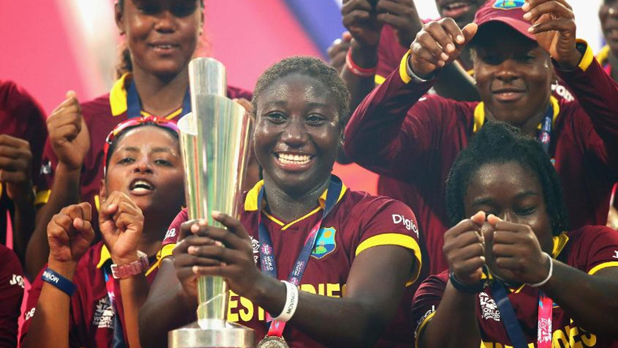 Get your tickets for ICC Women's World T20 2018