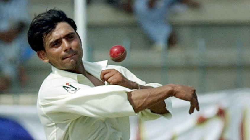 Saqlain Mushtaq, one of Pakistan's spin greats, picked 208 wickets in 49 Tests