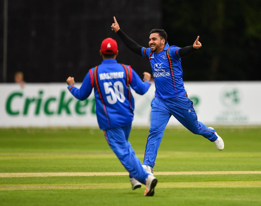 Aftab Alam claimed the best figures for Afghanistan