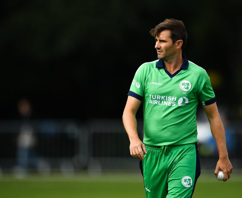 Tim Murtagh bowled excellently