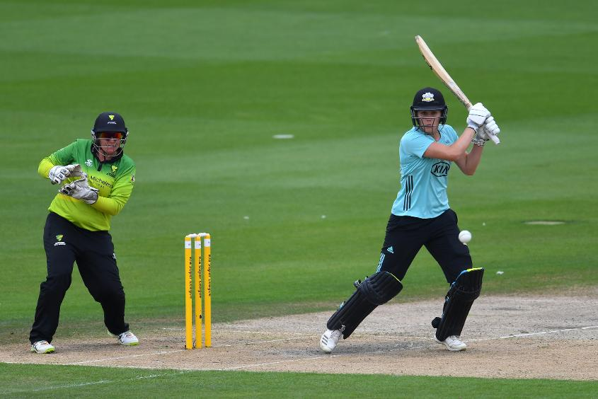 Sciver excelled against Storm