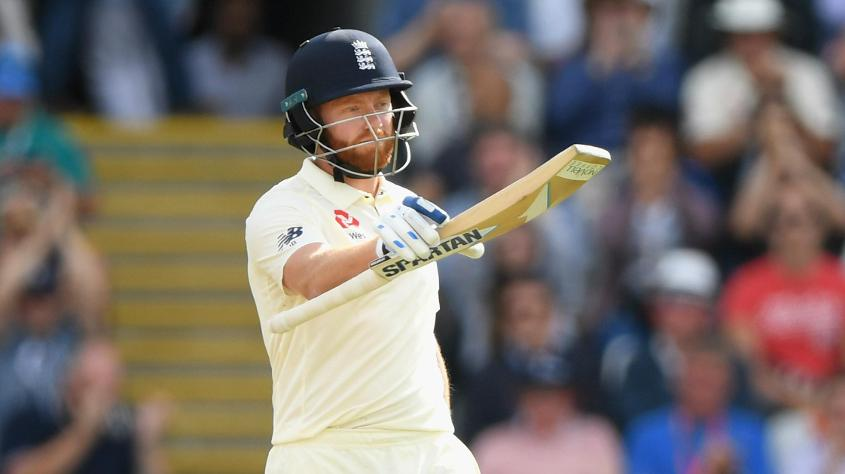 Bairstow moved up following scores of 70 and 28