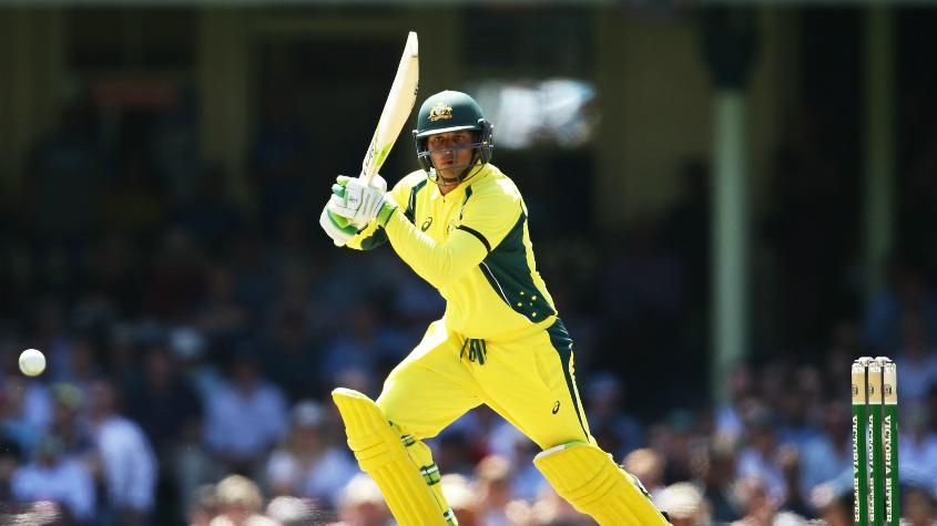 Khawaja has scored 469 ODI runs for Australia