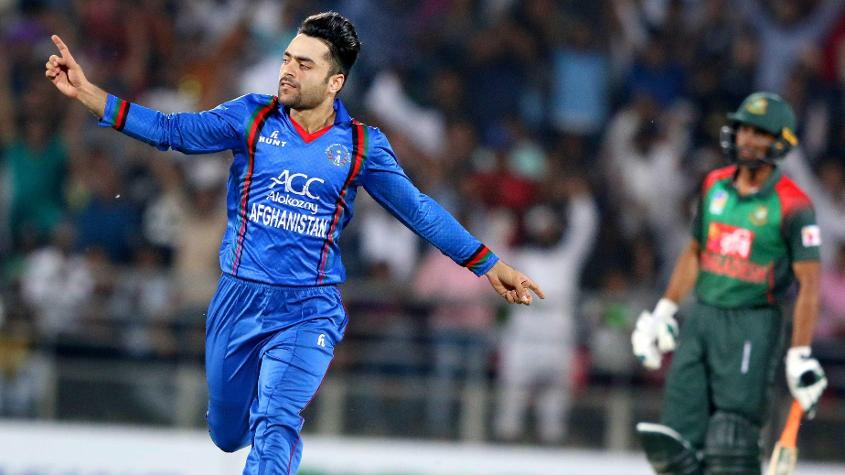 Rashid Khan Is The No1 Ranked T20I Bowler In World