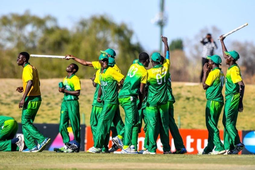 Nigeria champions