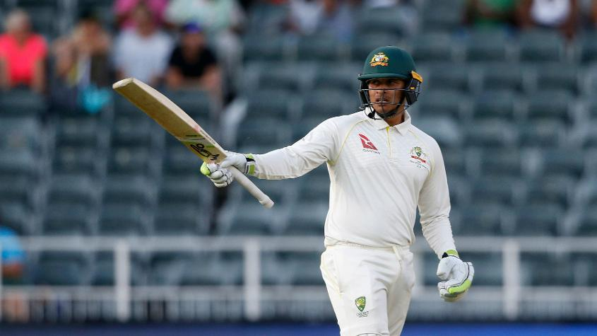 Khawaja scored a half-century on his last Test outing for Australia, against South Africa in March