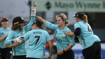 Women's Cricket Super League 2018 final
