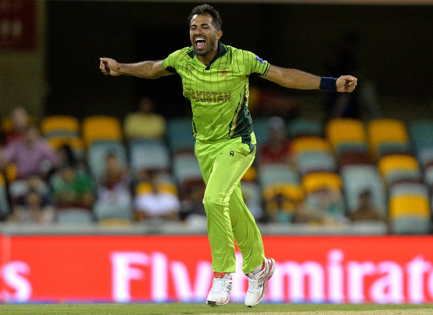 Wahab has a fight on his hands to get back into the Pakistan line-up