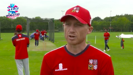 ICC WT20 Europe Qualifier 2018: Czech Republic captain Edward Knowles interview