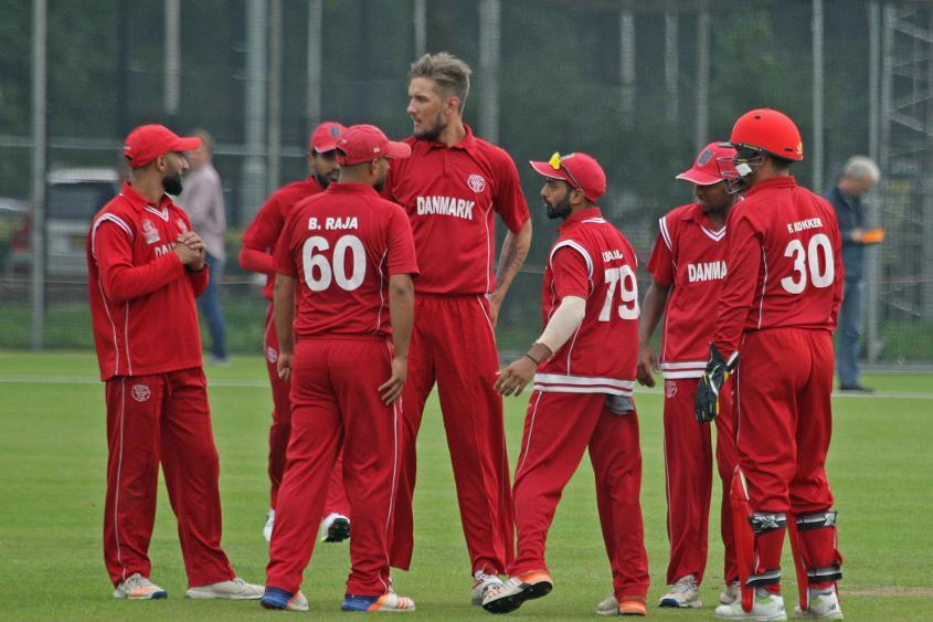ICC Europe WT20 Qualifier 2018: Germany v Denmark