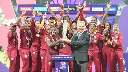 West Indies Women - 2016