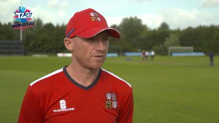 ICC WT20 Europe Qualifier 2018: Interview with Czech Republic captain Edward Knowles ahead of game against Norway