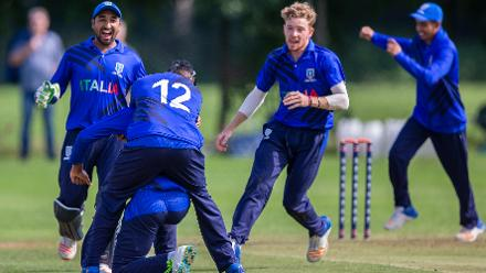 IN PICS: ICC WT20 Europe Qualifier 2018 – Matches from 31 August 2018