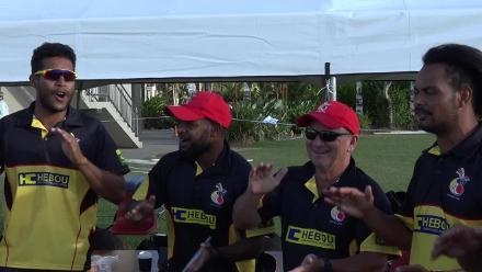 ICC World T20 East Asia-Pacific A Qualifier - Papua New Guinea