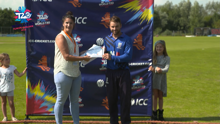 ICC WT20 Europe Qualifier 2018: Italy vs Isle of Man – POTM Nick Maiolo