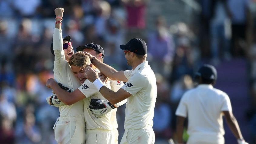 Sam Curran continued to impress, especially with the bat