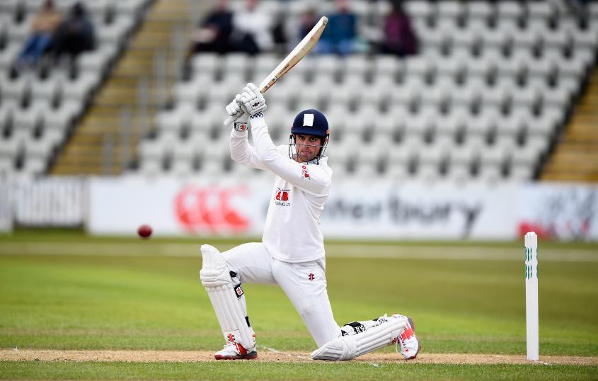 Cook will continue playing for his beloved Essex