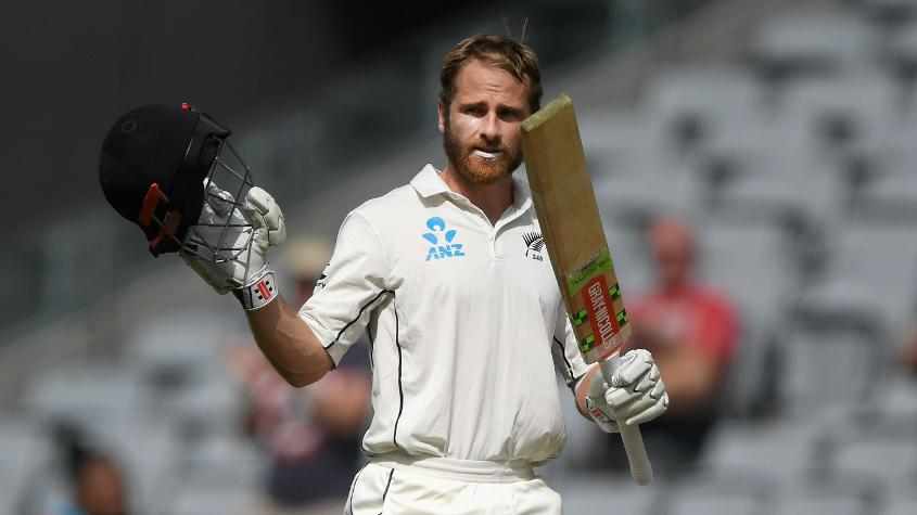 Kane Williamson is ranked No. 3 on the MRF Tyres ICC Test Player Rankings for batsmen
