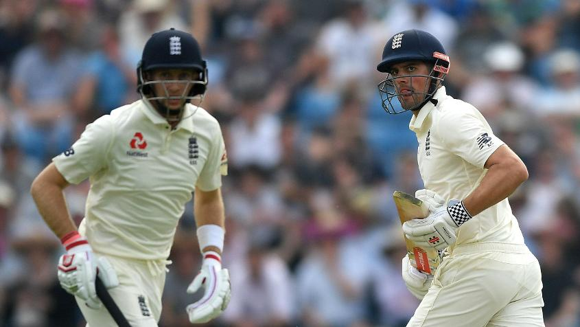 Joe Root and Alastair Cook have both had a sequence of poor scores