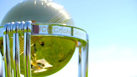 ICC CWC 2019: Making of the trophy